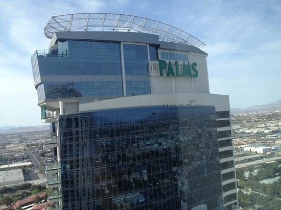 The Palms Casino Hotel: one of the Palms Towers