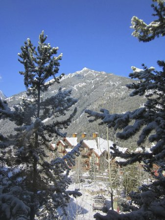Panorama Mountain Village: Beautiful March morning