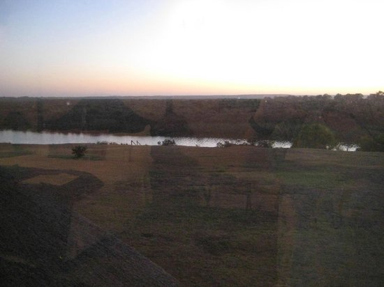 Colchester, Afrika Selatan: View from room