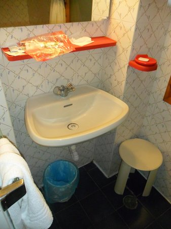 Ariston Hotel: Bagno4