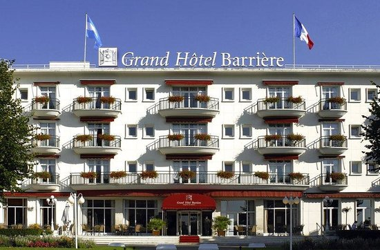 Grand Hotel Barriere Enghien