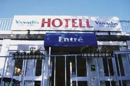 Vanadis Hotell And Bath