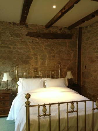 The Swan Inn: Bedroom