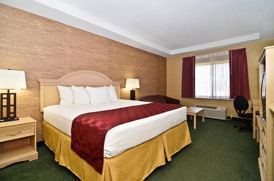 BEST WESTERN Summit Inn: Guest Room