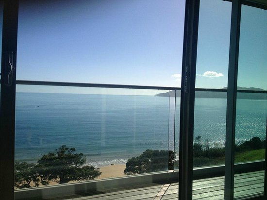 Cable Bay, New Zealand: Bedroom view