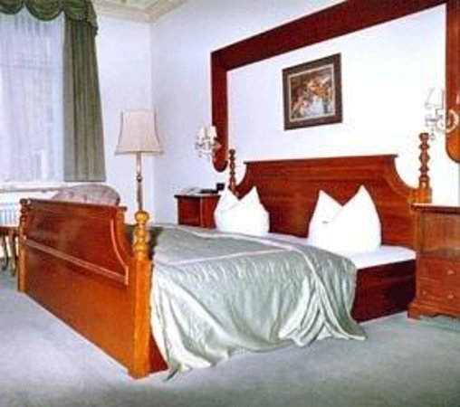 Quality Hotel Bavaria: Room