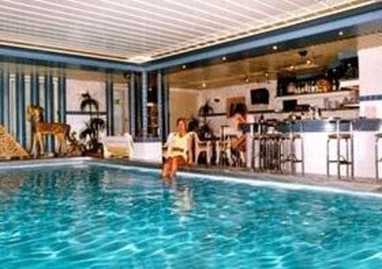 Quality Hotel Bavaria: Swimming Pool