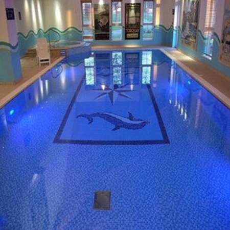 Wroughton, UK : Pool Area