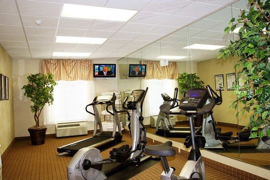 Hampton Inn & Suites Houston-Rosenberg: Fitness Center