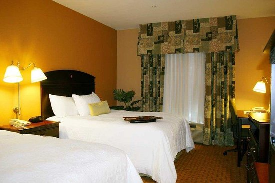Hampton Inn &amp; Suites Houston-Rosenberg: Guest Room Queen