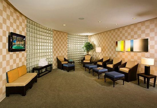 Aliso Viejo, Californien: Spa Lounge