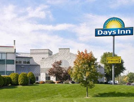 Days Inn Carlisle South: Welcome to the Days Inn Carlisle