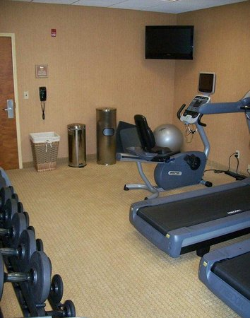 Homewood Suites Ocala at Heath Brook: Fitness Center