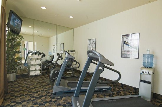Holiday Inn Temple- Belton: Fitness Center
