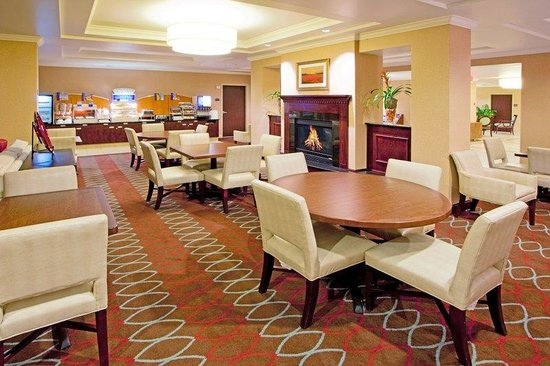 Holiday Inn Express Hotel &amp; Suites Washington DC-Northeast: Hotel Feature Complimentary Hot Breakfast