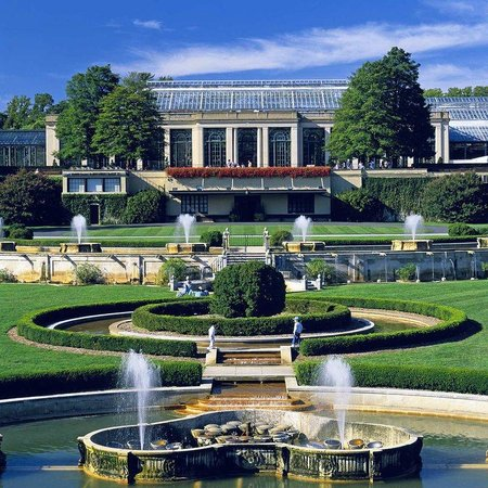 Hampton Inn & Suites Chadds Ford: Longwood Gardens