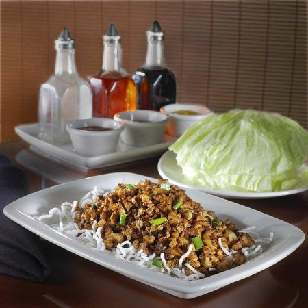 Hampton Inn & Suites Chadds Ford: P.F. Chang's Lettuce Wraps