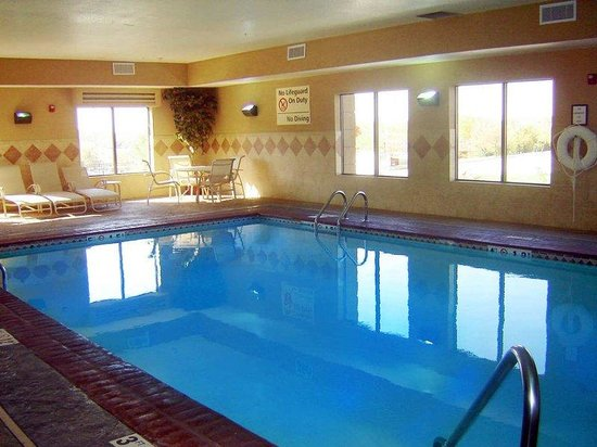 Hampton Inn Kansas City/near Worlds of Fun: Indoor Pool