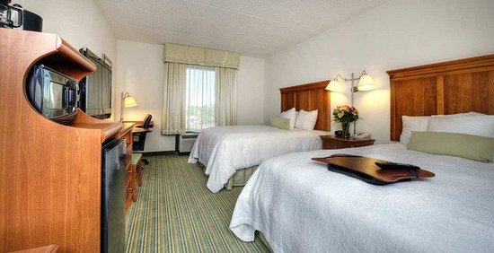 Hampton Inn Wilmington-University Area/Smith Creek Station : Double Queen