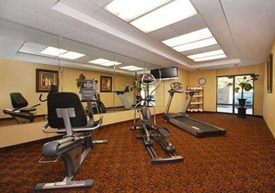 Comfort Inn: Fitness