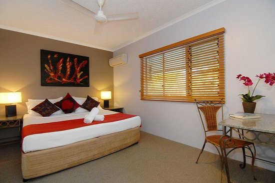 Holloways Beach, Australi: Guest Room