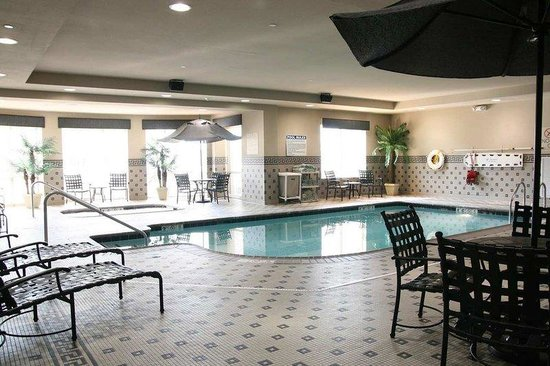 Hilton Garden Inn Columbus/Edinburgh: Heated Pool and Whirlpool