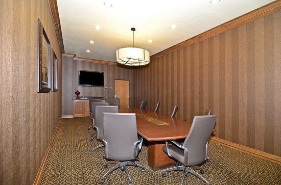Forney, TX: Board Room