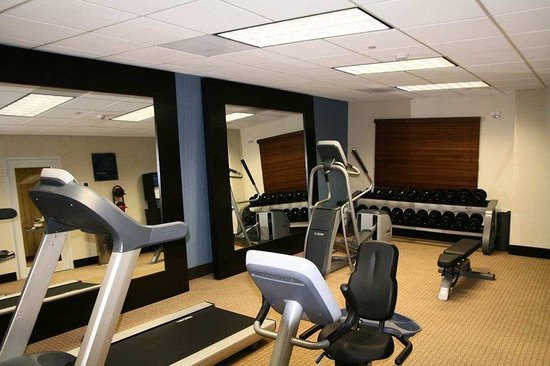 Fruitland, MD : Fitness Center