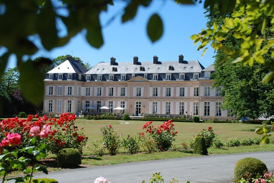 Chateau de Sassetot
