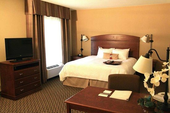 Hampton Inn Duncan: King Studio