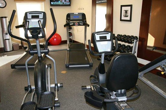 Hampton Inn Duncan: Jump Start Fitness Center