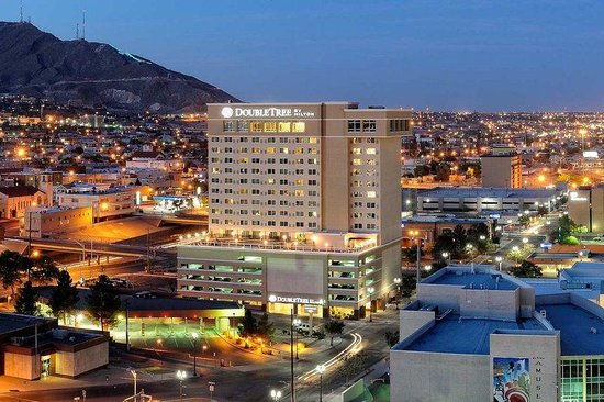 Doubletree Hotel El Paso Downtown/City Center: Hotel Exterior