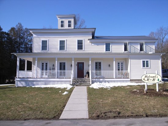 Hamilton, NY: Holcomb's Bed and Breakfast