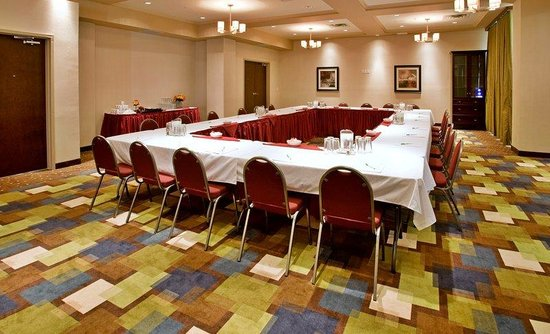 Holiday Inn Suites Kamloops: Meeting Room
