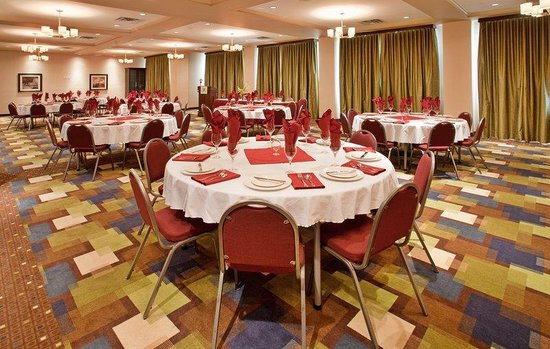 Holiday Inn Suites Kamloops: Banquet Room