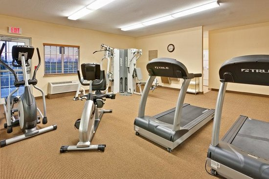 Candlewood Suites Crawfordsville: Fitness Center