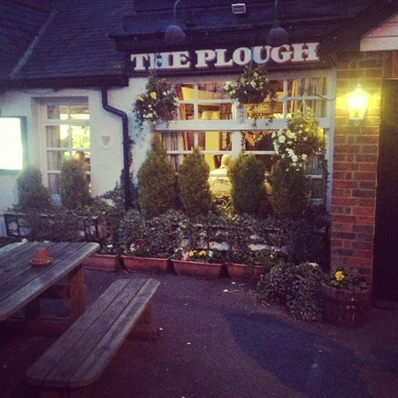 The Plough Sipson Road West Drayton Picture Of The