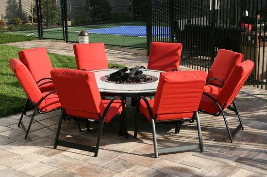 Homewood Suites by Hilton Leesburg: Outdoor Fire Pit
