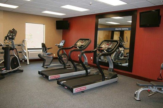 Hampton Inn and Suites Peoria at Grand Prairie: Fitness Center