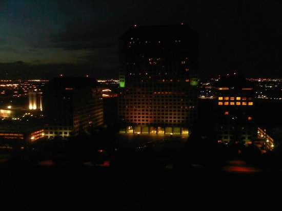Omni Mandalay Hotel at Las Colinas : View from Mandalay Suite on 23rd floor