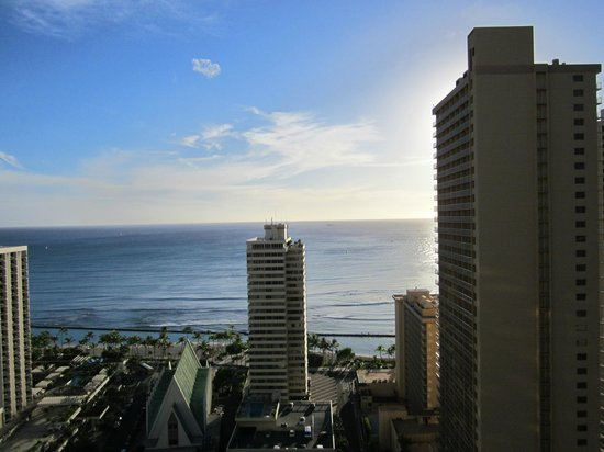 Hilton Waikiki Beach: Ocean view