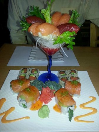 Lutherville Timonium, MD: Maki and rolls
