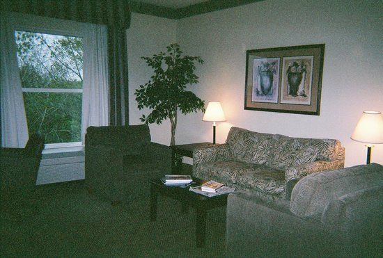 Hampton Inn and Suites Charlotte - Arrowood Rd. : Elegant and comfortable Ambience
