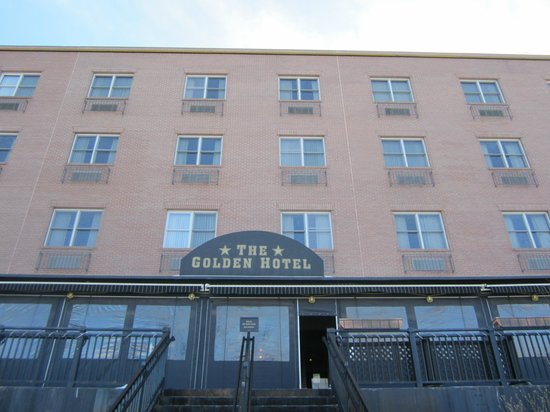The Golden Hotel, an Ascend Collection hotel: The front of the hotel