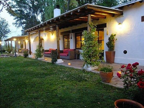Postales Boutique Wine Hotels - Valle de Uco: terrace