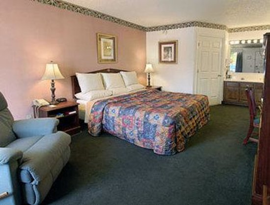 Union Days Inn: Standard King Bed Room