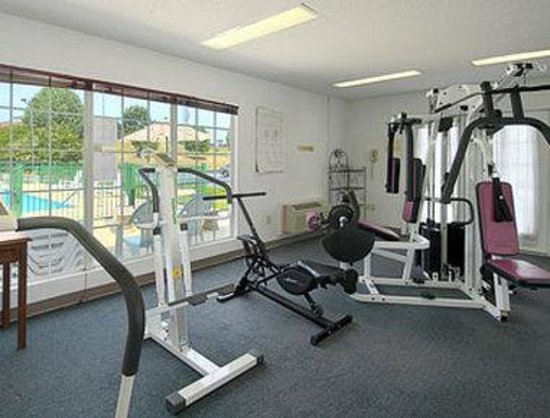 Union Days Inn: Fitness Centre