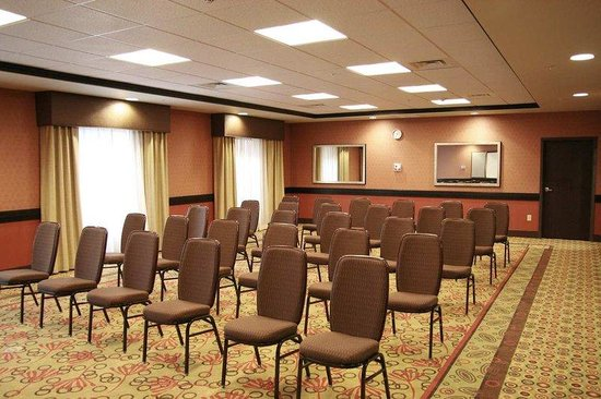 Hampton Inn & Suites Spokane Valley: Meeting Room
