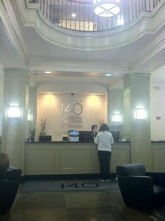 Hotel 140: Front Desk