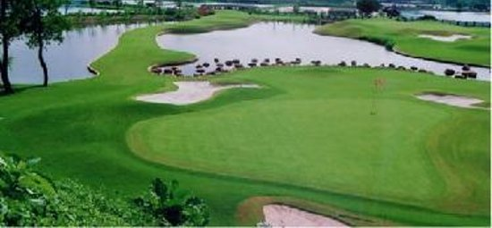 Chung Shan Hot Spring Golf Club